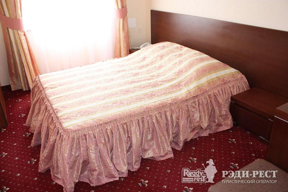 Cанаторно-курортный комплекс Руссия. 2-комнатный 2-местный, корпус 1