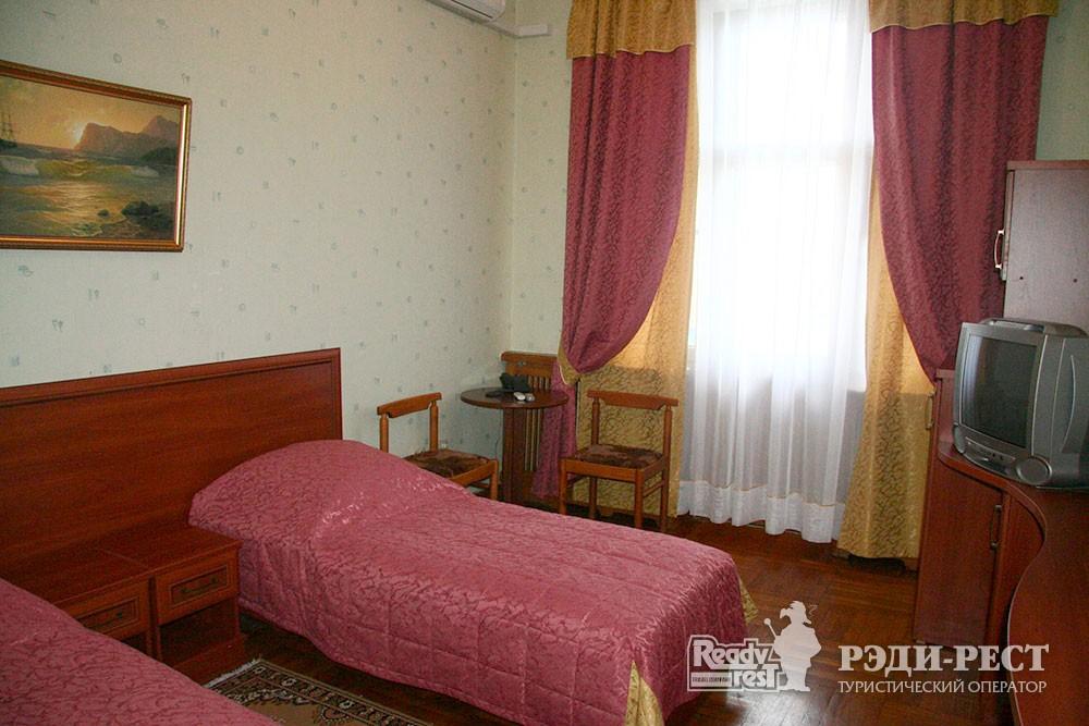 Cанаторно-курортный комплекс Руссия. 2-местный улучшенный, корпус 1