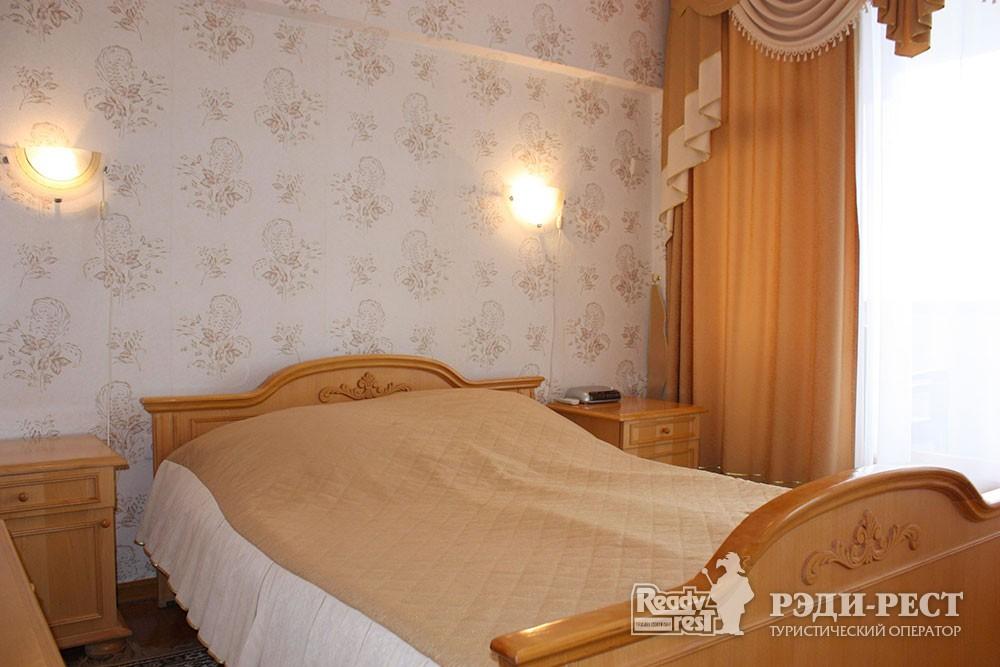 Cанаторно-курортный комплекс Руссия. 2-комнатный 2-местный, корпус 2
