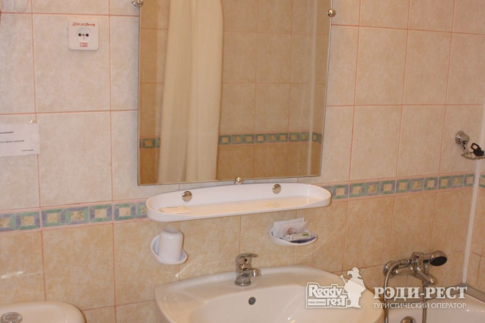 Cанаторно-курортный комплекс Руссия 2-местный стандарт, корпус 2