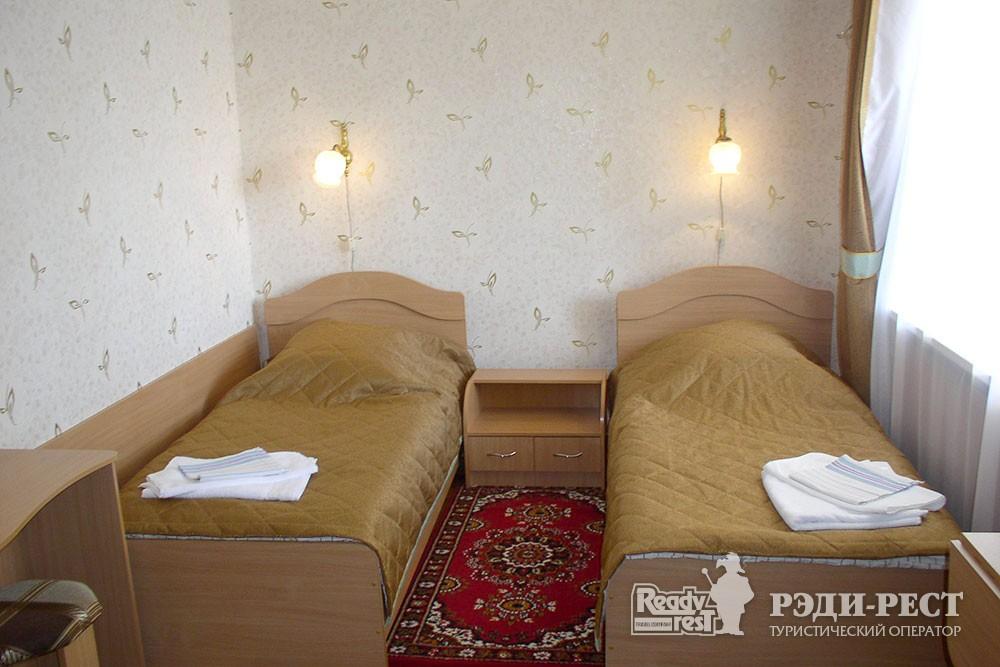 Cанаторно-курортный комплекс Руссия 2-местный улучшенный, корпус 3