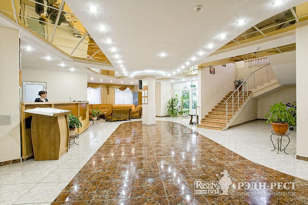 Отель Норд. Большая Алушта