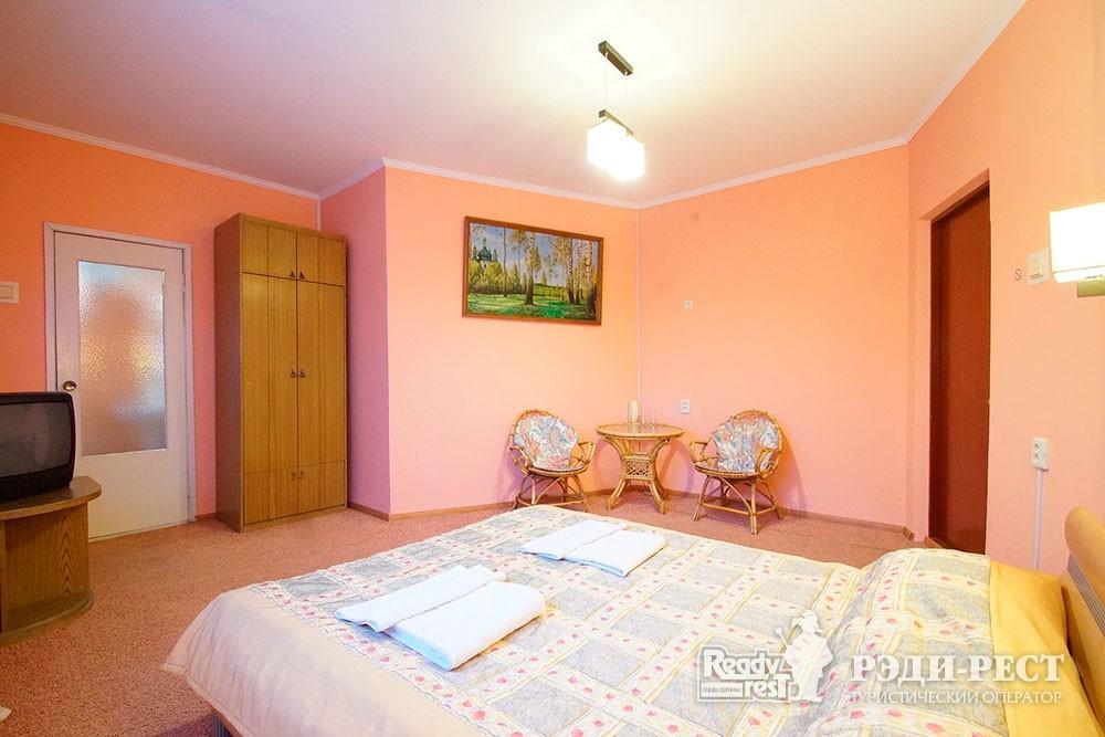 Гостиница Гостевой Дом К&Т. Комфорт 2-местный