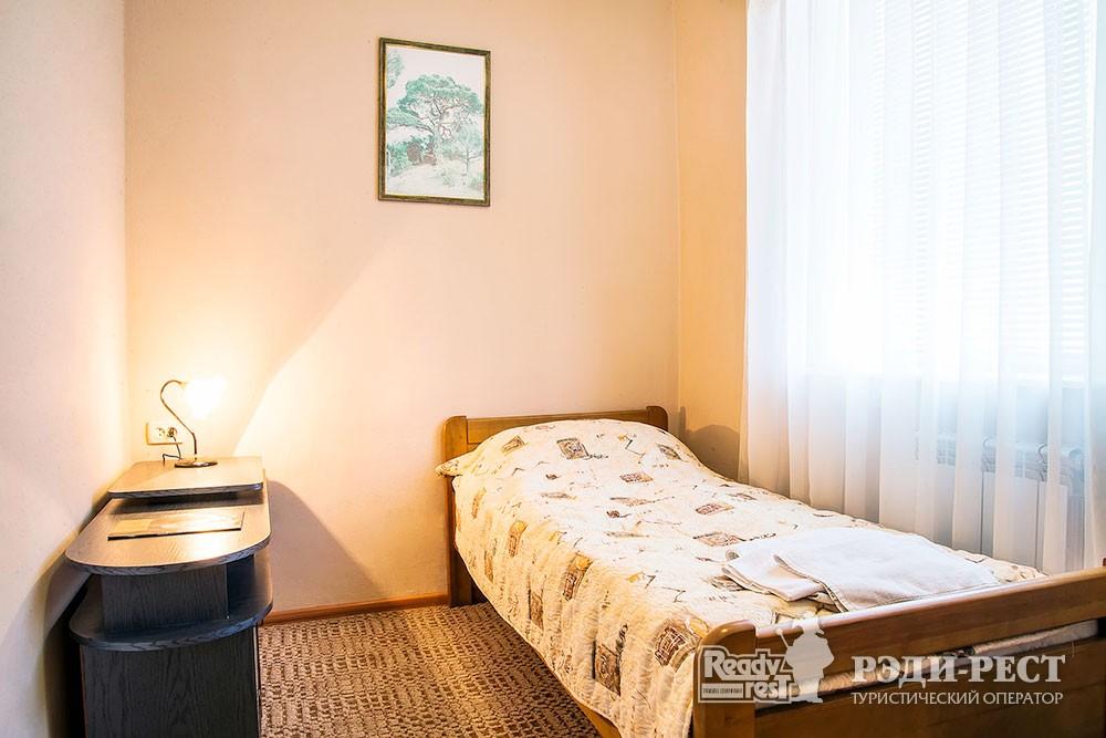 Гостиница Гостевой Дом К&Т Люкс 3-местный