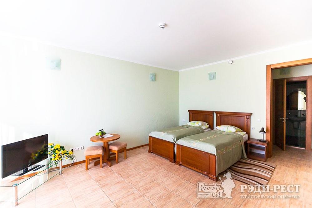 Спа-отель Ливадийский 4* Комфорт с видом во двор