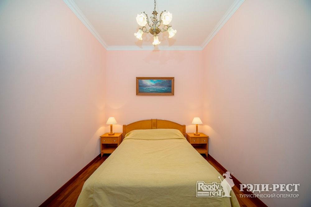 Спа-отель Приморский парк 4* Апартаменты, корпус СПА-центр