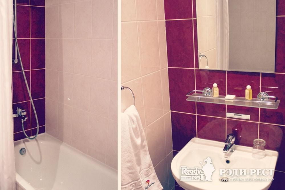 Отель Даккар 3* Стандарт 1-местный