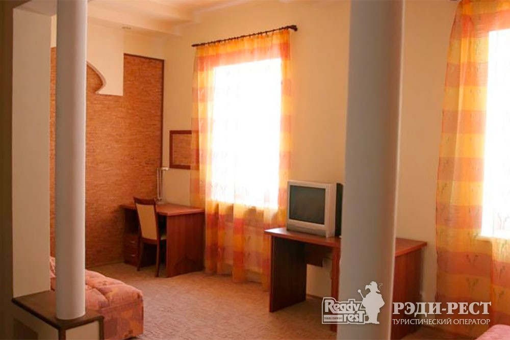 Отель Даккар 3* Улучшенный полулюкс с балконом