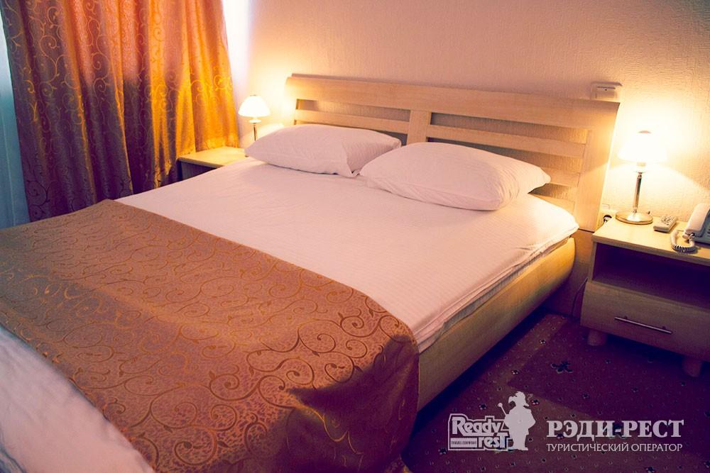Отель Даккар 3* Улучшенный Семейный полулюкс