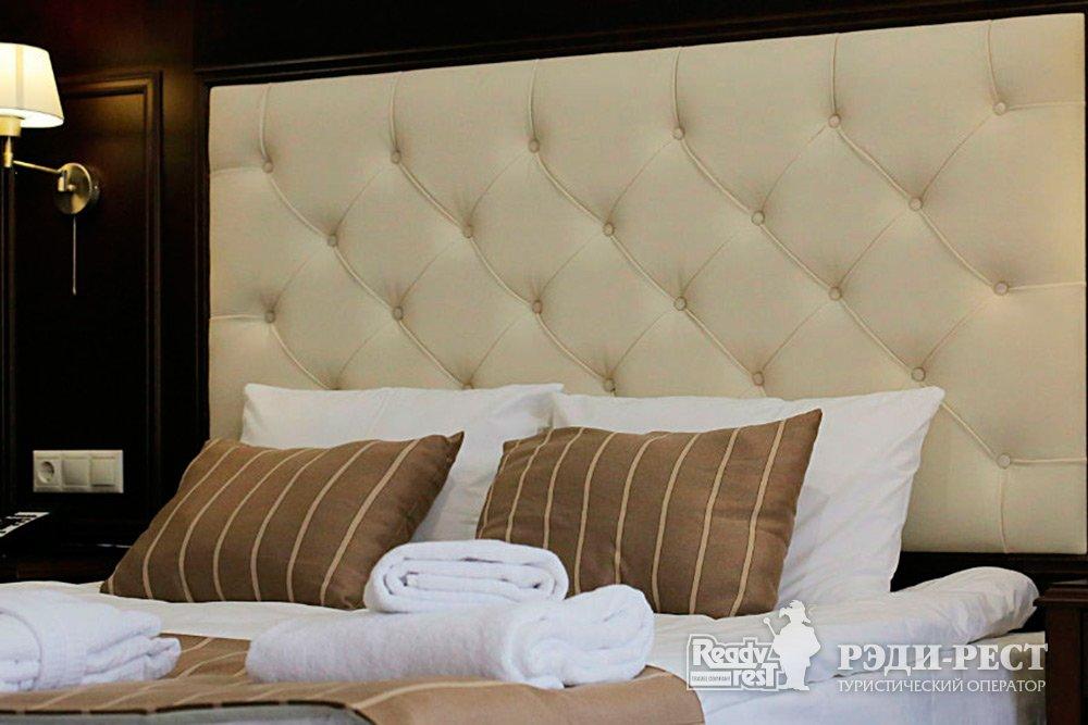 Спа-отель Рибера Резорт 4+*. Стандарт Семейный