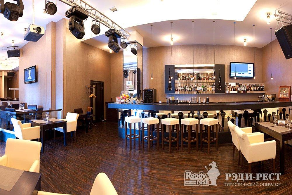 Спа-отель Респект Холл. Большая Ялта