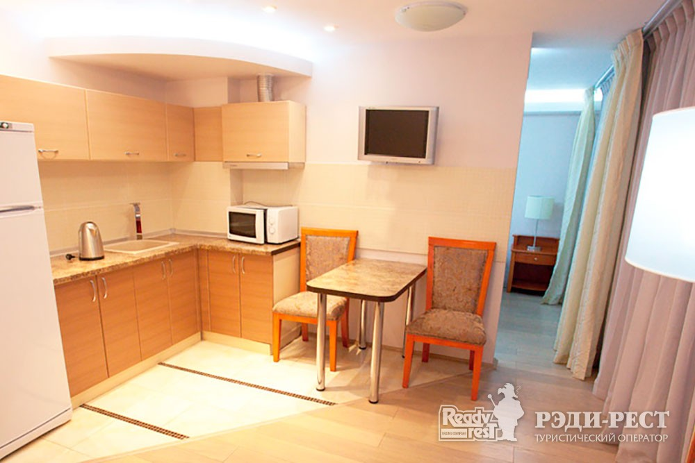 Отель Порто Маре (Porto Mare) Апартаменты Фэмили