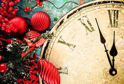 Новогодняя сказка 2019 - Крымский Бриз 5*, пгт. Парковое