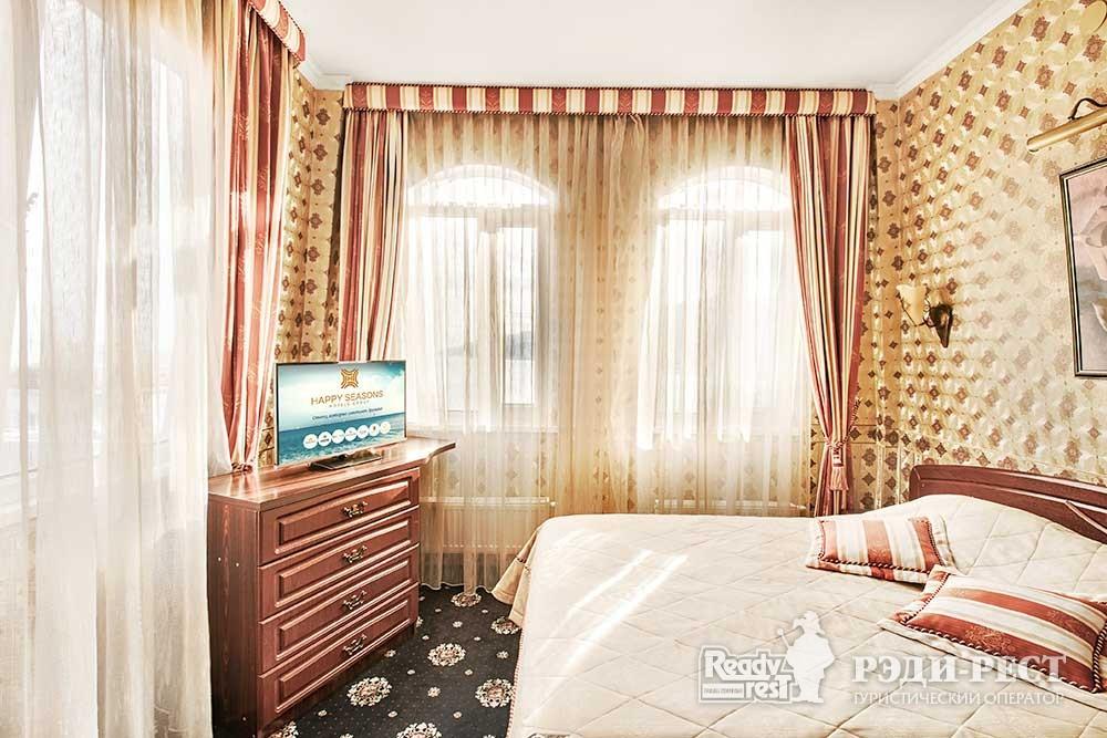 Отель Бристоль 3*. Дуплекс «Caliph»