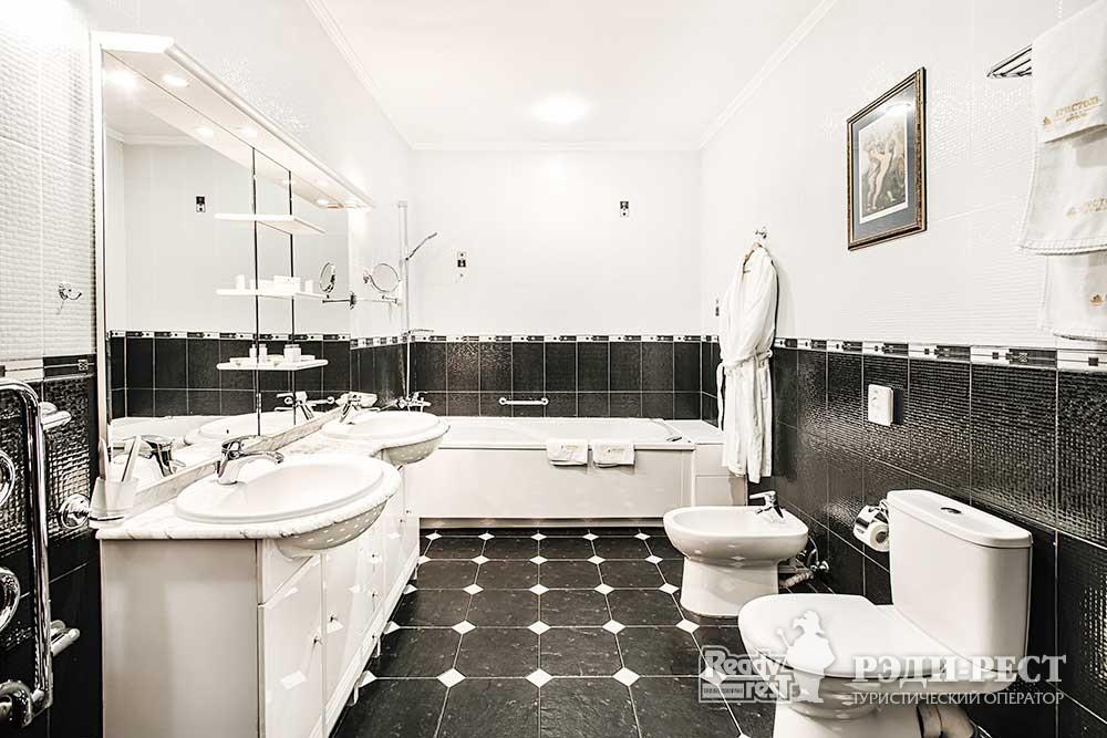 Отель Бристоль 3* Дуплекс «Lord»